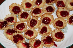 The Baked Brie Cups